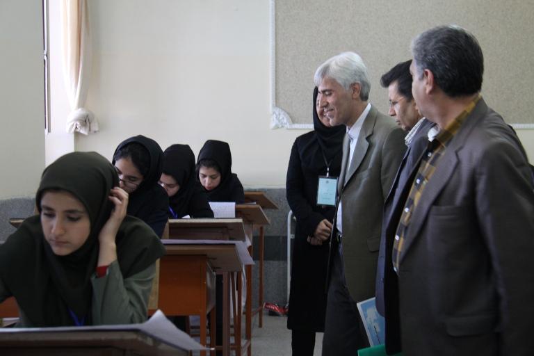 برگزاری نهمین المپیاد دانش آموزی و دانشجویی فرش دستباف ایران