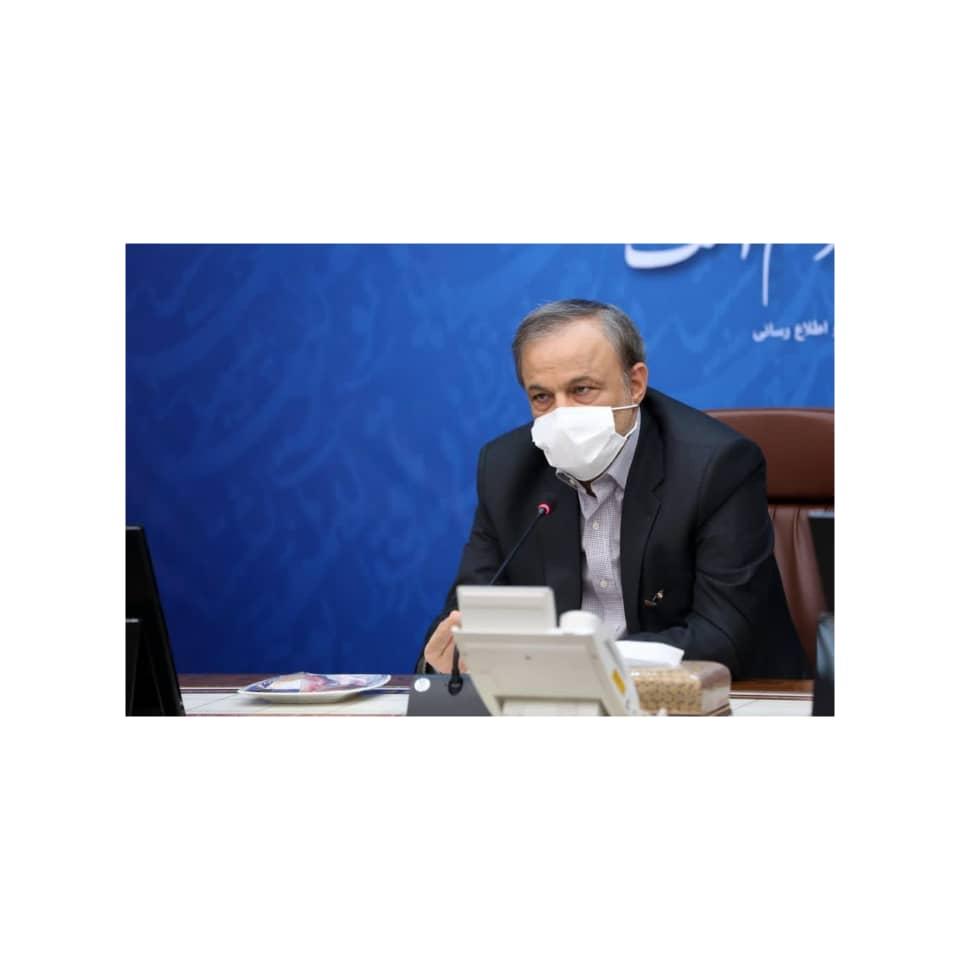 وزیر صنعت معدن و تجارت در آیین بزرگداشت روز ارتباطات و روابط عمومی