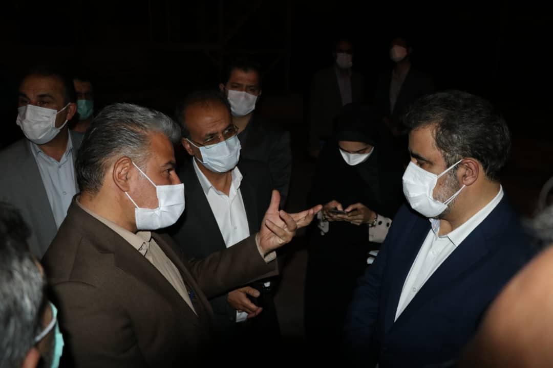 مهندس حسینی نژاد رئیس سازمان صنعت ،معدن وتجارت استان کرمان: قطع برق، تولید سیمان را به نصف نیاز استان رساند